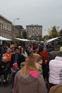 In Noordveen is het feest op burendag!