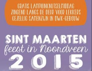 Doe ook mee met Sint Maarten Noordveen!