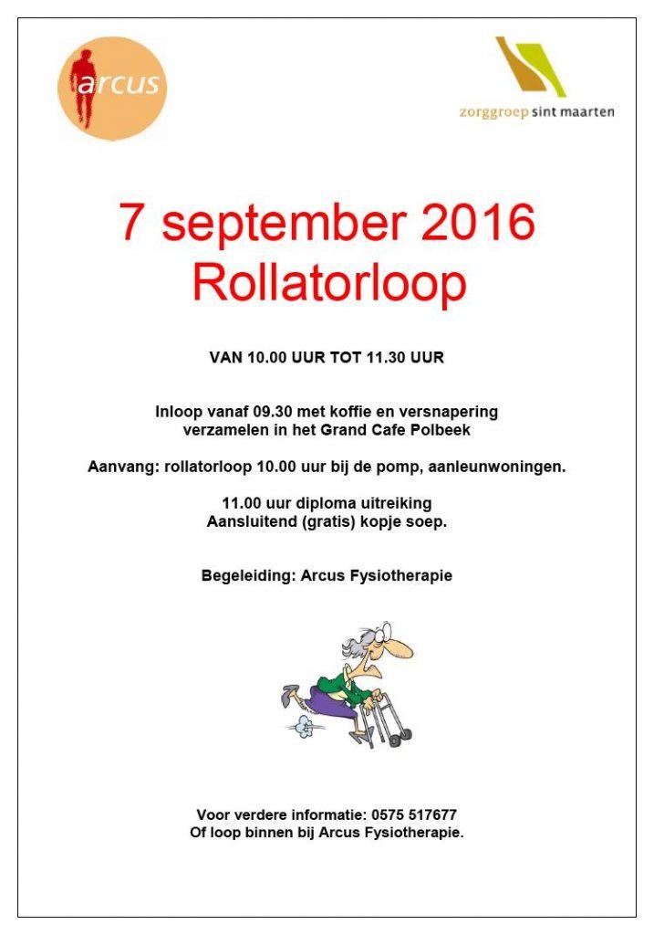 07092016 rollatorloop poster