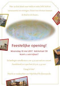 Opening en open huis vrije school De Zonnewende