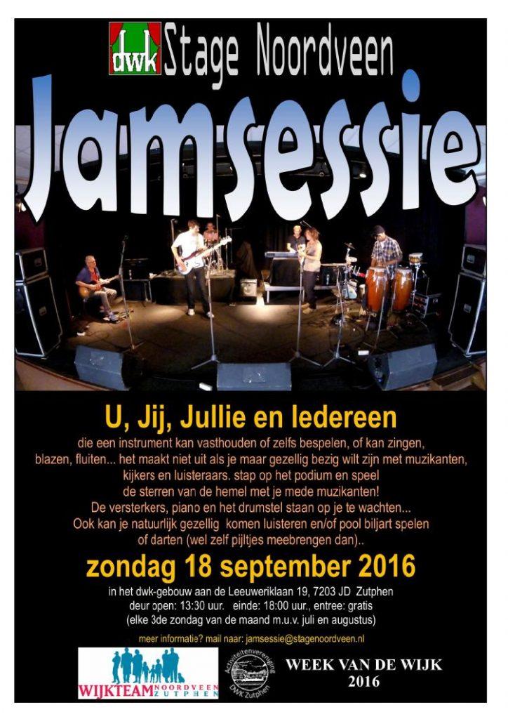 Flyer Jamsessie 18092016