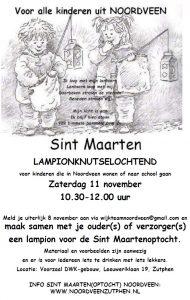 Sint Maarten Lampionknutselochtend