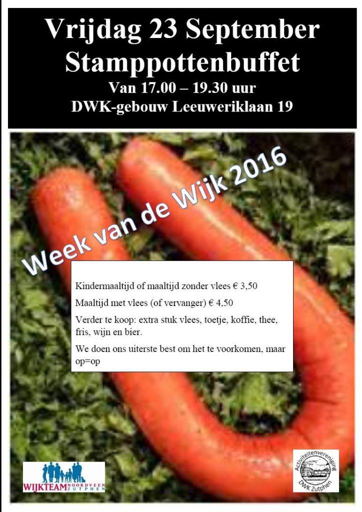 Flyer stamppottenbuffet DWK WvdW 23092016
