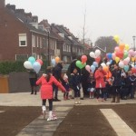Ballonwedstrijd Van der Capellenlaan