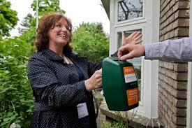 Polbeek collecteert voor Oranje Fonds en buurt/wijkactiviteiten
