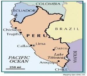 Lezing Peru start van reeks 'Wijkbewoner vertelt…'?