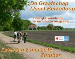 In Noordveen startte op 2 mei de IJssel-Berkelloop + FILM!