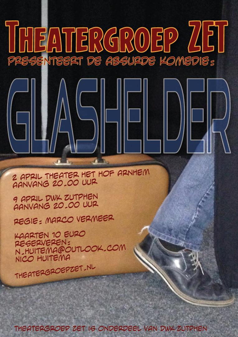 Poster Glashelder ZET 09042016