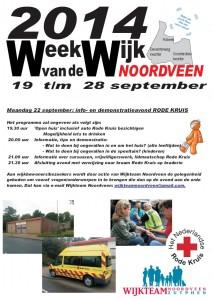 Uitnodiging open huis Rode Kruis
