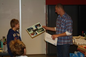Prijsuitreiking expositie 'Opgroeien in de wijk Noordveen'