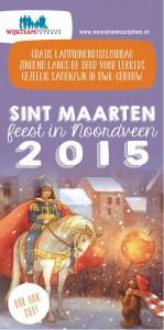 Sint Maarten kaart 2015 voorzijde