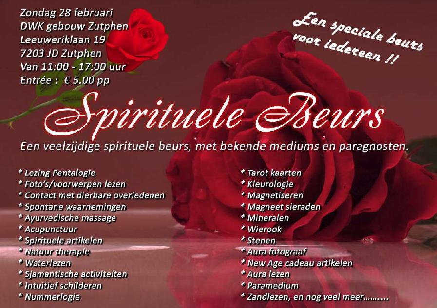 Spirituele Beurs DWK 28022016