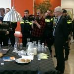 Startmoment 1DagNiet Zutphen met filmopnames en burgemeester