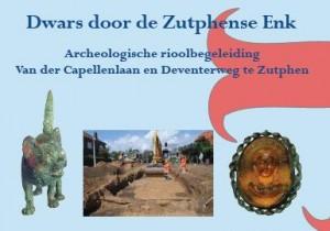 Archeologische publicatie Van der Capellenlaan en Deventerweg