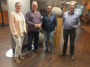Vrijwilligers Wijkteam Noordveen starten 2020 positief
