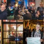 fotocollage gesprekken debatten en ontmoetingen Zutphen 2025