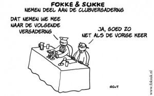 Vergaderingen wijkteam